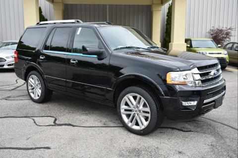 2017 Ford Expedition for sale in Columbia, CT