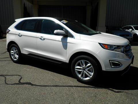 2017 Ford Edge for sale in Columbia, CT