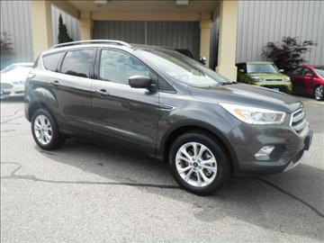 2017 Ford Escape for sale in Columbia, CT