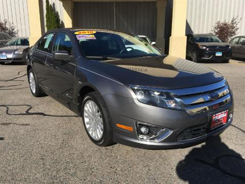 2010 Ford Fusion Hybrid for sale in Columbia, CT
