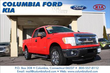 2013 Ford F-150 for sale in Columbia, CT