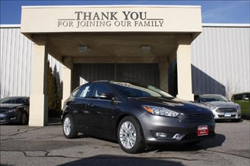 2017 Ford Focus for sale in Columbia, CT