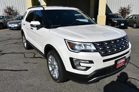 2017 Ford Explorer for sale in Columbia, CT