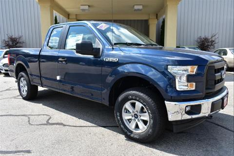 2017 Ford F-150 for sale in Columbia, CT