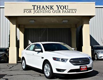 2016 Ford Taurus for sale in Columbia, CT