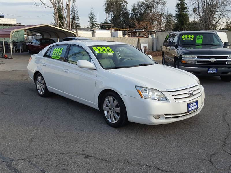 Great 2005 Toyota Avalon Limited 4dr Sedan   Yucaipa CA