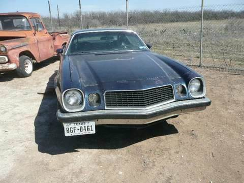 1975 Camaro For Sale Craigslist >> Used 1974 Chevrolet Camaro for sale - Carsforsale.com