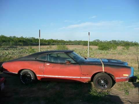 1973 Mercury Montego Gt Fastback 351 Cj For Sale In Abilene Tx