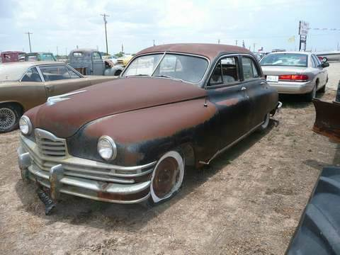 1948 Packard Sedan for sale in Abilene TX