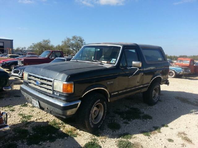 Bickmore Auto Sales >> 1989 Ford Bronco for sale - Carsforsale.com