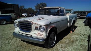 1964 Studebaker Pickup for sale in Abilene, TX