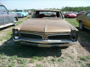 1967 Pontiac Tempest for sale in Abilene, TX
