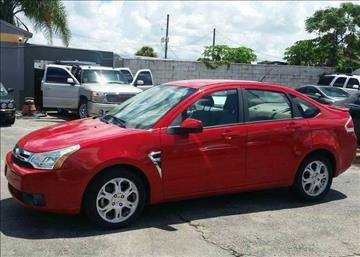 2008 Ford Focus for sale in Orlando, FL