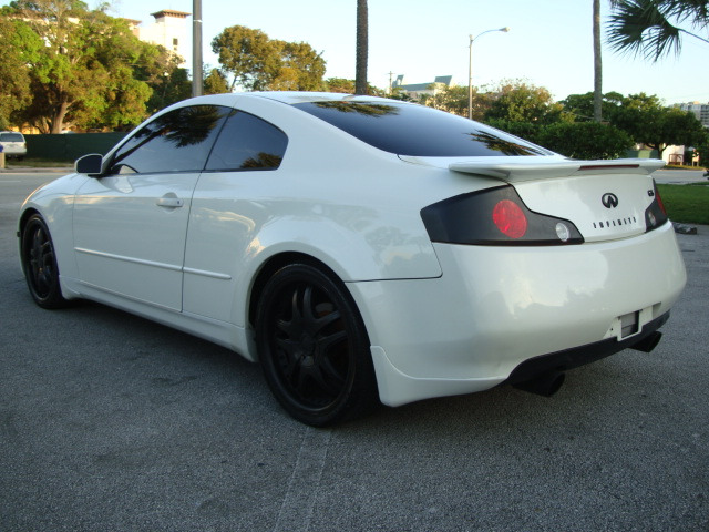 2005 infiniti g35 coupe in hollywood dania hallandale sg. Black Bedroom Furniture Sets. Home Design Ideas