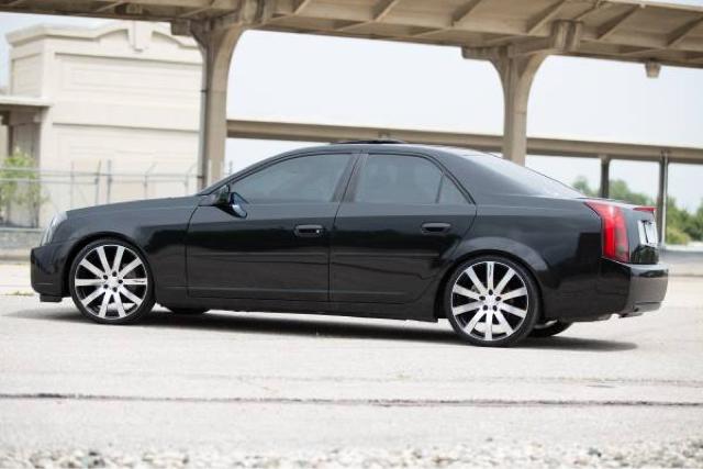 2003 Cadillac CTS Base 4dr Sedan - Wichita KS