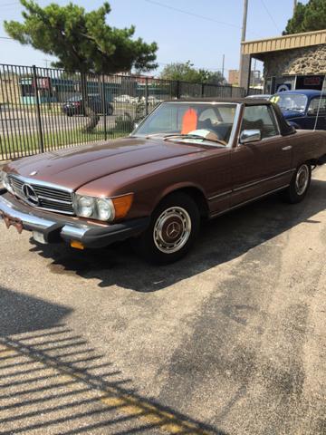 1977 Mercedes-Benz 450 SL  - Wichita KS