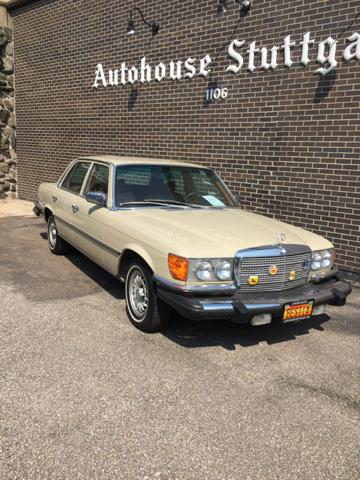 1980 Mercedes-Benz 300-Class 300Sd - Wichita KS
