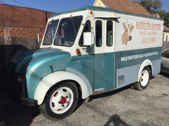 1967 divco 206 milk truck wichita ks wichita kansas specialty trucks vehicles for sale. Black Bedroom Furniture Sets. Home Design Ideas