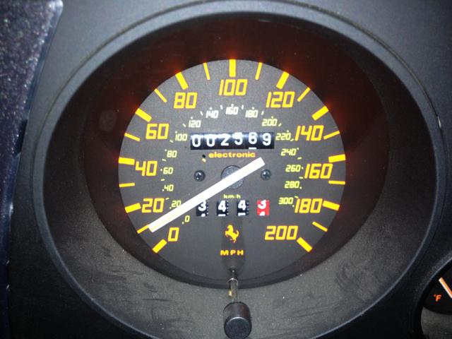 1990 Ferrari 348 TB - Wichita KS