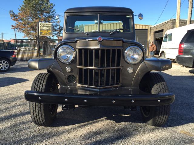 1960 Willys Jeep  - Wichita KS