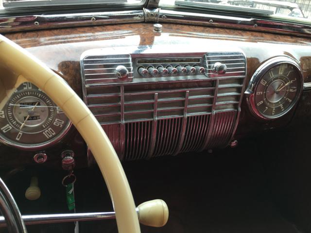 1941 Cadillac Series 62 2-Door Convertible - Wichita KS