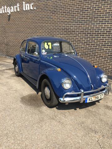 1967 Volkswagen Beetle  - Wichita KS
