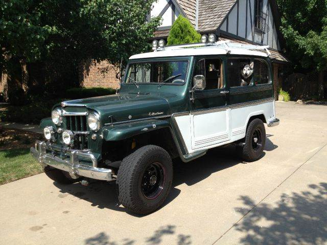 1961 Willys Jeep for sale in Wichita KS
