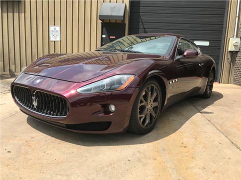 2008 Maserati GranTurismo for sale in Wichita, KS