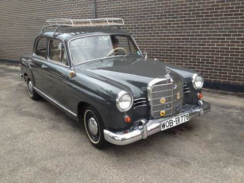 1962 mercedes benz 190 class for sale for Mercedes benz wichita ks