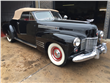 1941 Cadillac Series 62 for sale in Wichita, KS