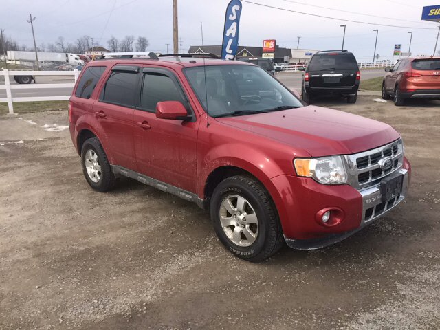 2011 Ford Escape Limited AWD 4dr SUV - Wintersville OH
