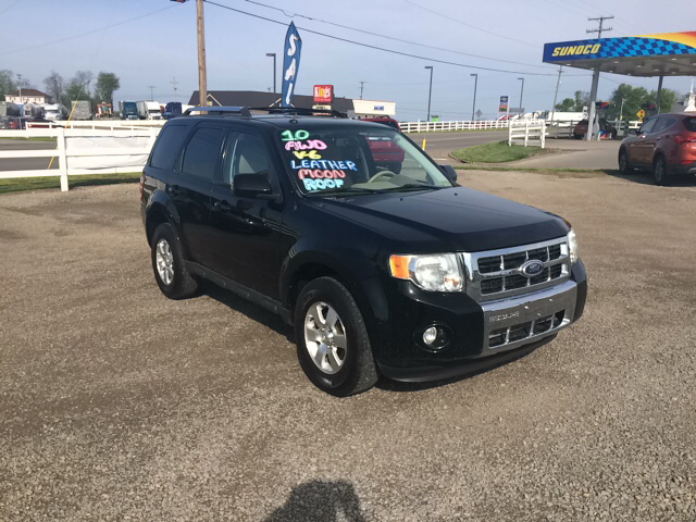 2010 Ford Escape Limited AWD 4dr SUV - Wintersville OH