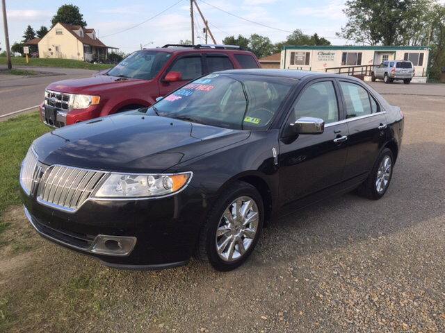 2010 Lincoln MKZ Base AWD 4dr Sedan - Wintersville OH