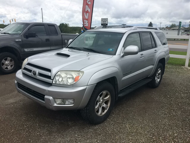 2004 Toyota 4Runner Sport Edition 4WD 4dr SUV - Wintersville OH