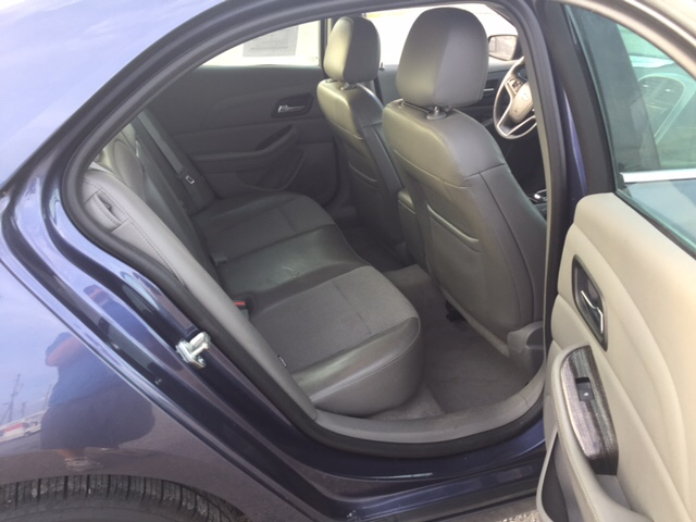 2014 Chevrolet Malibu LT 4dr Sedan w/1LT - Wintersville OH