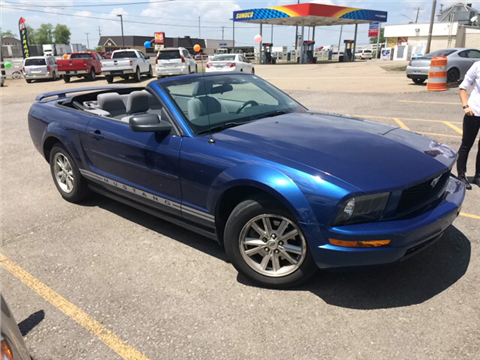 2006 Ford Mustang for sale in Wintersville, OH
