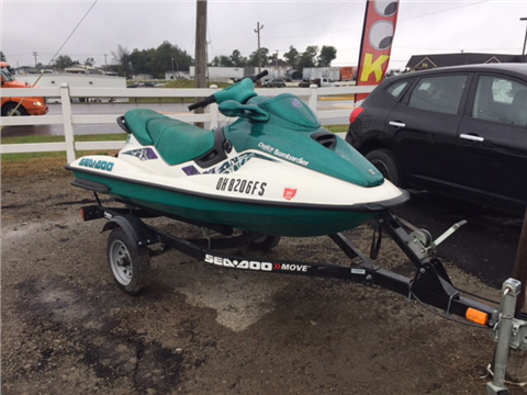 1998 Bombardier Seadoo for sale in Wintersville, OH