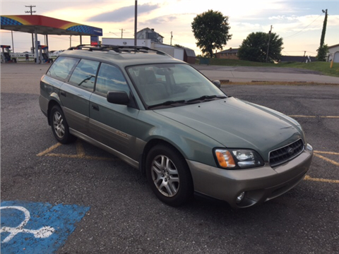 2003 Subaru Outback for sale in Wintersville, OH