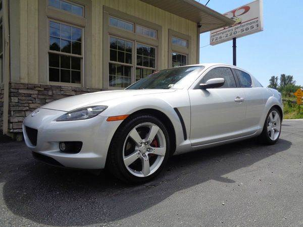 2004 mazda rx 8 for sale in alverton pa. Black Bedroom Furniture Sets. Home Design Ideas