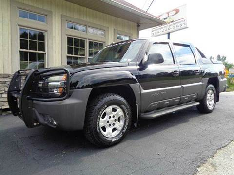 2003 chevrolet avalanche for sale. Black Bedroom Furniture Sets. Home Design Ideas