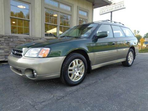 2000 Subaru Outback for sale in Alverton, PA