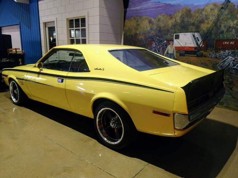 1970 Amc Javelin Sst In West Okoboji Ia Okoboji Classic Cars