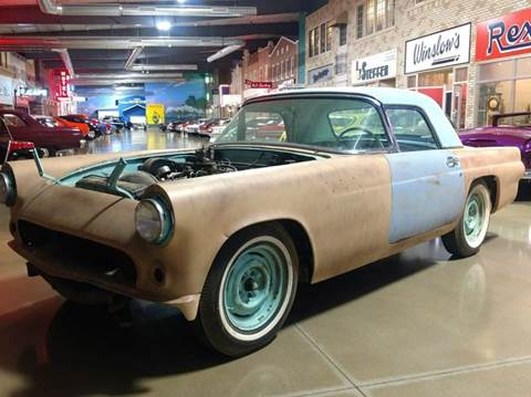 1955 Ford Thunderbird For Sale In Iowa Carsforsale