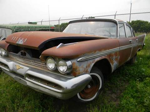 1959 Desoto Firedome for sale in West Okoboji, IA