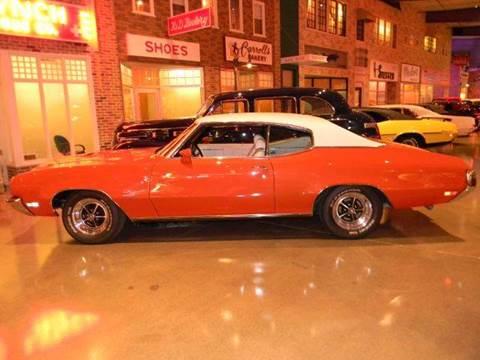 1972 Buick Skylark GS 2dr ht