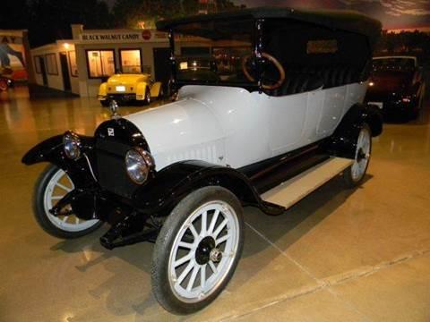 1917 Buick D-35 Touring