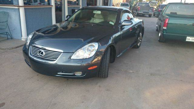 2007 lexus sc 430 for sale in dallas tx. Black Bedroom Furniture Sets. Home Design Ideas