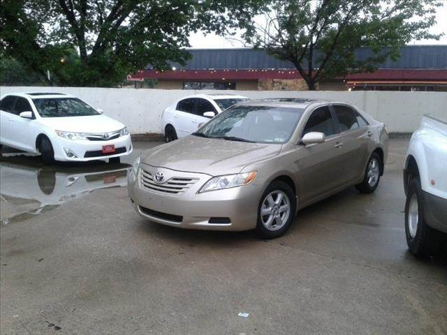 2009 toyota camry for sale in dallas tx. Black Bedroom Furniture Sets. Home Design Ideas