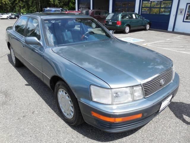 1991 Lexus Ls 400 For Sale In Lynnwood Wa