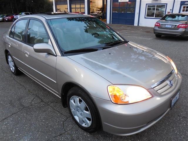 Honda Civic For Sale In Washington